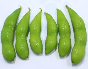 2020 New Crop  Frozen  IQF   Organic  Green Edamame with pods frozen  Soybean s peeled edamame beans kernel