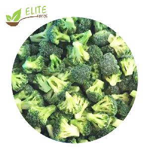 New Crop Frozen Broccoli Organic IQF Broccoli Cuts with Good Price