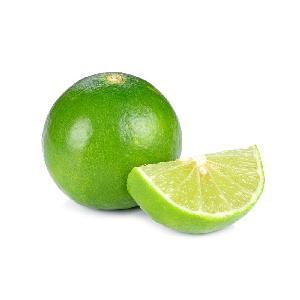 Fresh seedless Lime   Fresh green Lemon