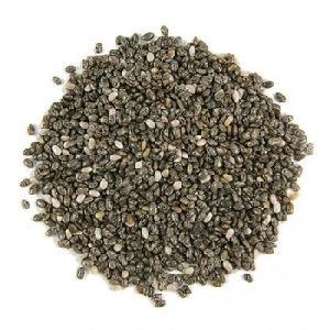 Wholesale organic chia seeds black