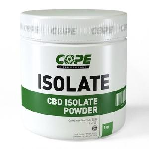 PURE CBD ISOLATE 1000mg /CRYSTALS/POWDER