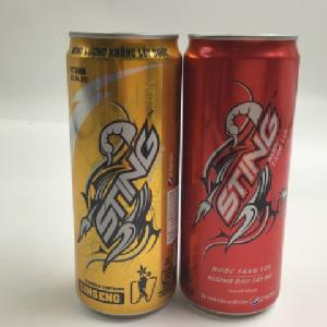 Sting Energy Drink 24 cans / case