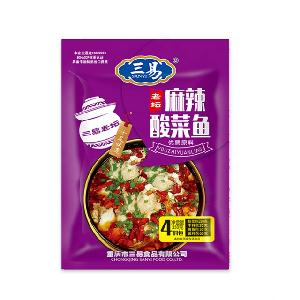 Wholesale Sichuan Flavor Sauce Fish Seasoning Pickle Fish