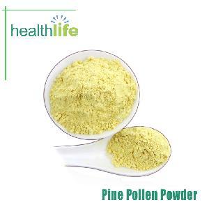 Factory Price Pine Pollen Extract Powder Cell Wall Broken Pine Pollen
