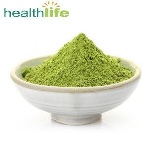 Watersoluble Green  Organic   Barley   Grass  Powder Wheat  Grass  Powder in Bulk