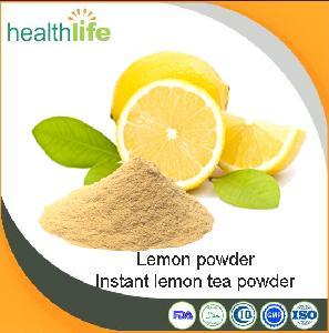 100% Pure  natural  Lemon powder/ instant lemon tea powder