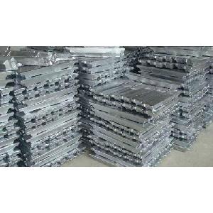 High Quality Aluminium Alloy Ingot