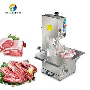 TS-JG210 Commercial Stainless Steel Meat bone sawing machine Chicken saw cutter