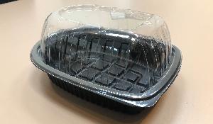 PP  Rotisserie   Chicken  Container