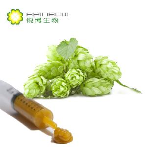 Alpha acid from hops flower,for brewing industry