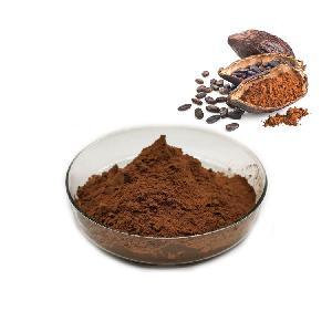 baking alkalized cocoa powder for dessert
