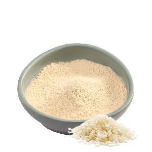 white Nutrition Enhancer Rice Protein