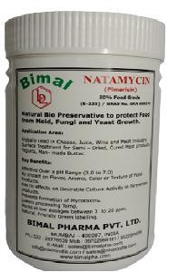 Natamycin, 50% Food Grade