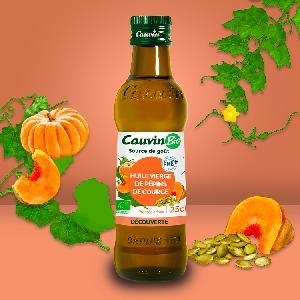 Organic Virgin Pumpkinseed oil