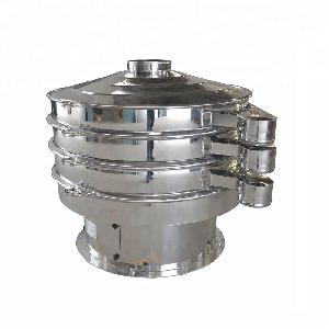 stainless steel circular rotary vibro sifter