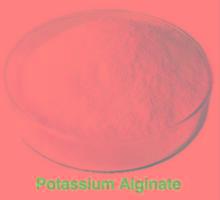 Potassium alginate
