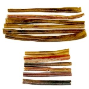 Dog Snacks Natural Dried Bully Beef Pizzle Sticks