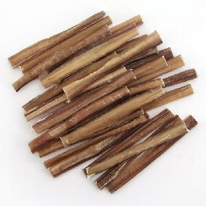 100% natural beef pizzle bully stick without any additives