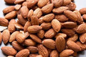 100% natural Peeled Roasted Almond Nuts With Shell and shelled