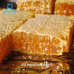 2020 high nutritional value natural Honeycomb Honey with OEM packaging for retail