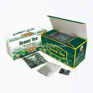 China  green tea black tea flower tea bag with cheap price