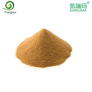 Natural food ingredient malt extract powder