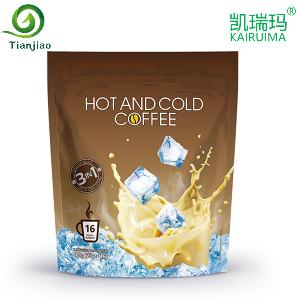 Cold water soluble non dairy creamer