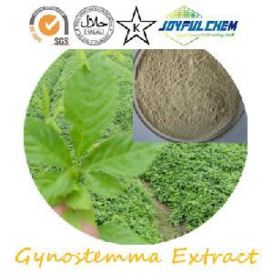Gynostemma Extract Jiaogulan extract Gypenosides 20~98