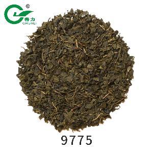Certified  organic   gunpowder   green   tea  9775 from source factory