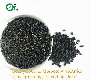 Green the vert de chine gunpowder 3505AAA with best quality