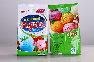 Factory Direct Sale Halal Food Soft Serve Ice Cream Powder Mix