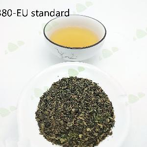 EU Standard 9380 High Quality Chunmee Green Tea