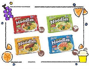 65g bag instant noodle
