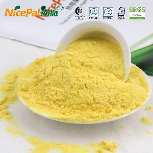 Passion fruit concentrate powder manufacturer BRC certified