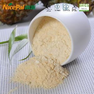 Manufacturer of Pineapple Powder Low Price Free Samples