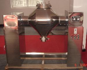 cw stirring type mixer