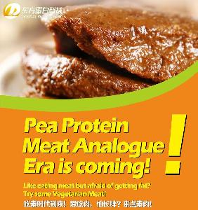 Meat Analogue Pea Protein