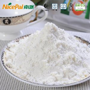 Spray dried coconut milk powder for food ingredients