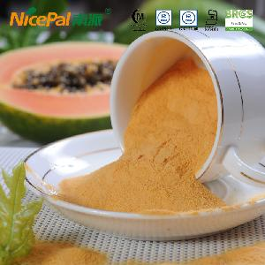 Nicepal papaya powder juice powder factory supply