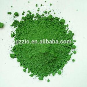 Cosmetic  grade green chrome oxide