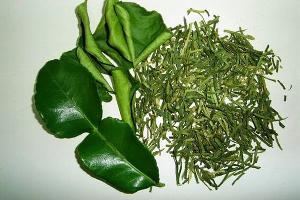 Dried Kaffir Lime  Leaves  For Sale