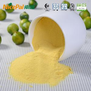 Halal Certified Lime Powder Natural Fruit Powder for Sauces