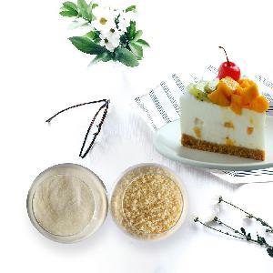 Halal Certificated Food Ingredients Bovine Gelatin Sheets For Bakery