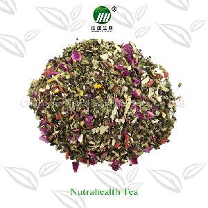 100% Nature Flower Herbal Tea Bags
