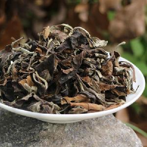 Old aged shoumei tea