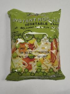 40g bag vegetable flavour instant noodle