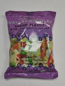 40g bag shrimp flavour instant noodle