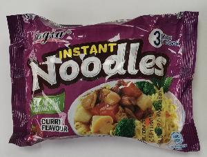 65g bag curry flavour instant noodle