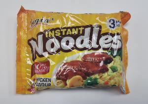 65g bag chicken flavour instant noodle