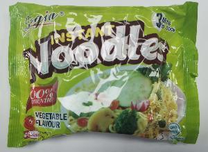 65g bag vegetable flavour instant noodle